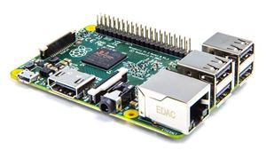 Picture of Raspberry Pi 2 (With Casing)