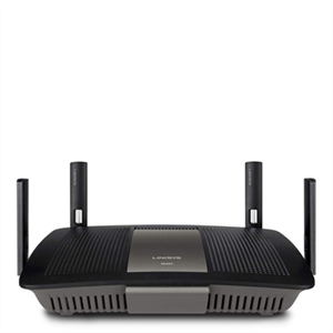 Picture of E8350 AC2400 DUAL-BAND WIRELESS ROUTER   Wireless Routers   Linksys
