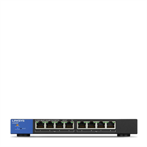 Picture of LGS308P 8-PORT | SWITCHES | Linksys